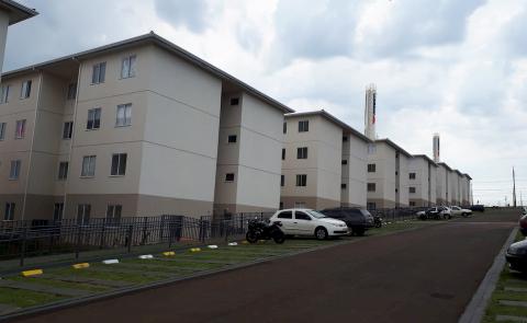Condomínios Residenciais San Lorenzo I e II