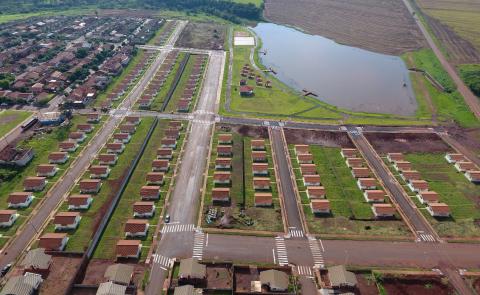 Conjunto Habitacional Residencial Lago Leste