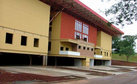 Centro de Convenções de Foz do Iguaçu